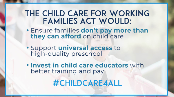 working families act graphic