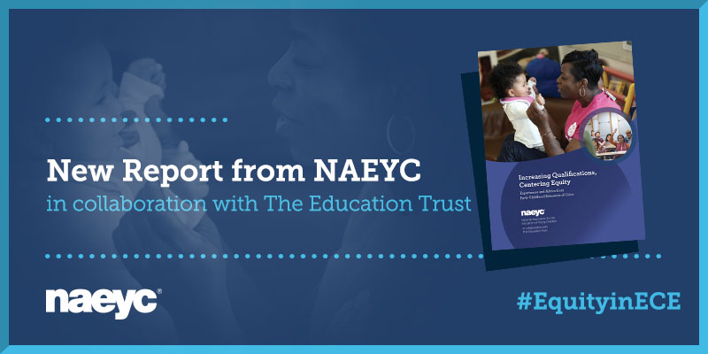 naeyc equity in ece graphic