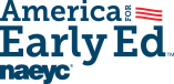america for early ed logo